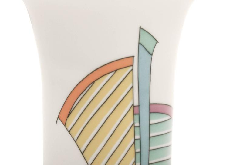 Tapio Wirkkala and Dorothy Hafner Vase for Rosenthal 7