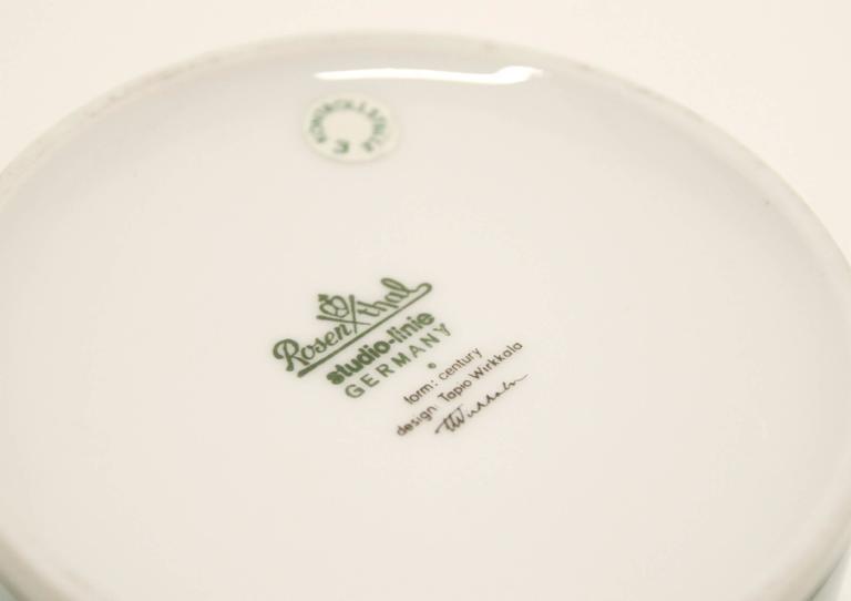 Tapio Wirkkala and Dorothy Hafner Vase for Rosenthal 8