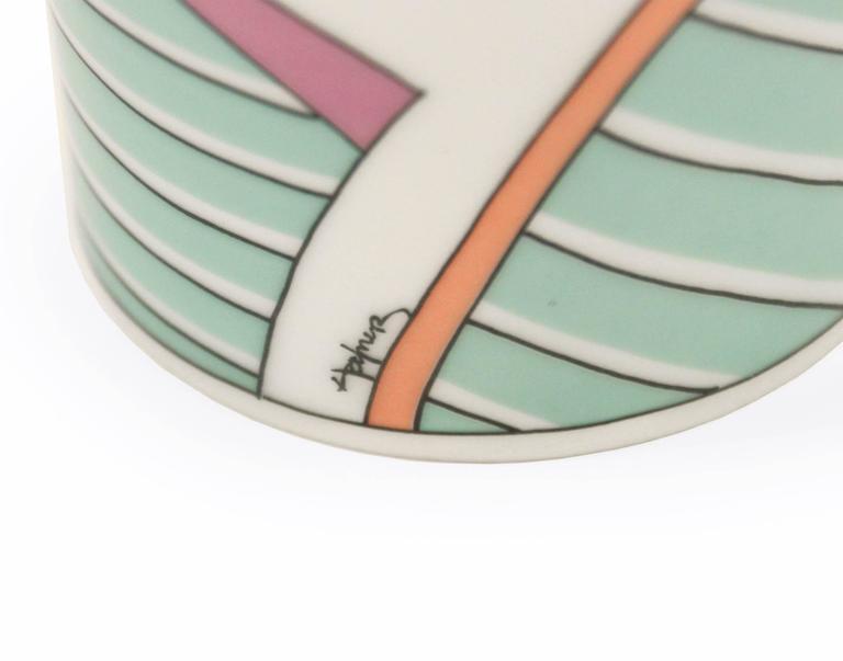 Tapio Wirkkala and Dorothy Hafner Vase for Rosenthal 9