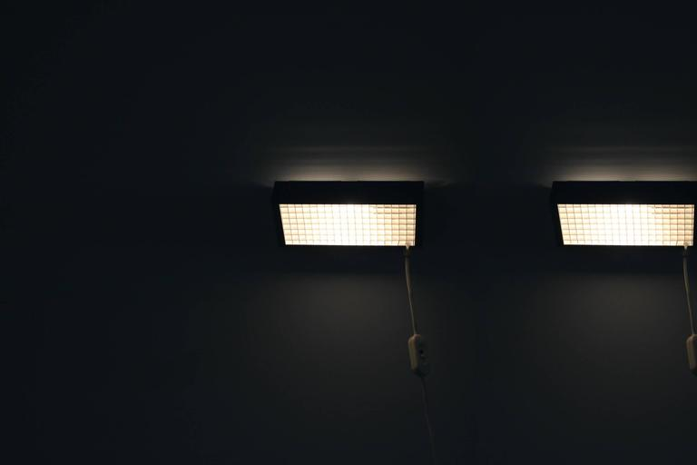 Pair of Scandinavian Wall Lights, 1970s For Sale at 1stdibs