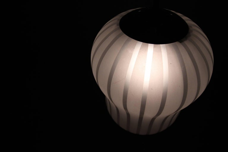 Large Functionalist Ceiling Light by Gunnel Nyman, Sweden, 1950s For Sale 1