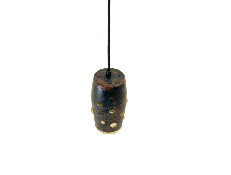 Mid-Century Modern Ceiling Pendant by Nanny Still McKinney for Raak, Holland, 1970s For Sale