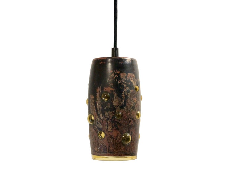 Late 20th Century Ceiling Pendant by Nanny Still McKinney for Raak, Holland, 1970s For Sale