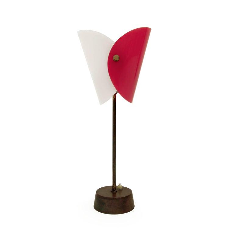 Mid-Century Modern Midcentury Scandinavian Table Lamp from KLK, 1960s