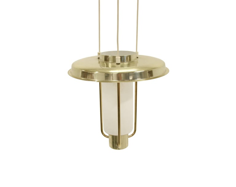 Swedish Ceiling Lamp T-825 by Hans Agne Jakobsson, 1960s For Sale