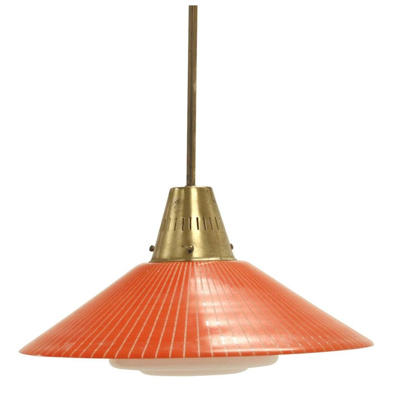 Scandinavian Light by Tr&Co, Norway, 1960s For Sale