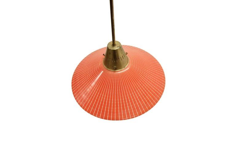 Norwegian Scandinavian Light by Tr&Co, Norway, 1960s For Sale