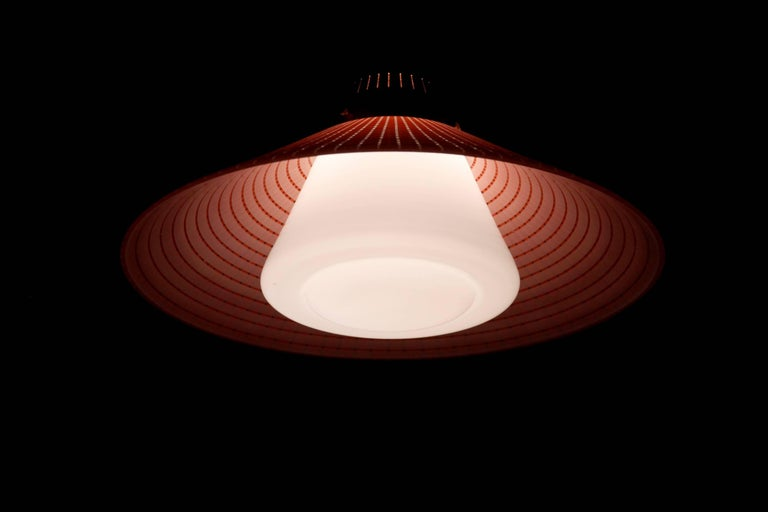 Scandinavian Light by Tr&Co, Norway, 1960s For Sale 2