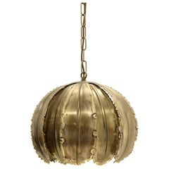 Ceiling Pendant 'Poppy' by Svend Aage Holm Sorensen, 1970s