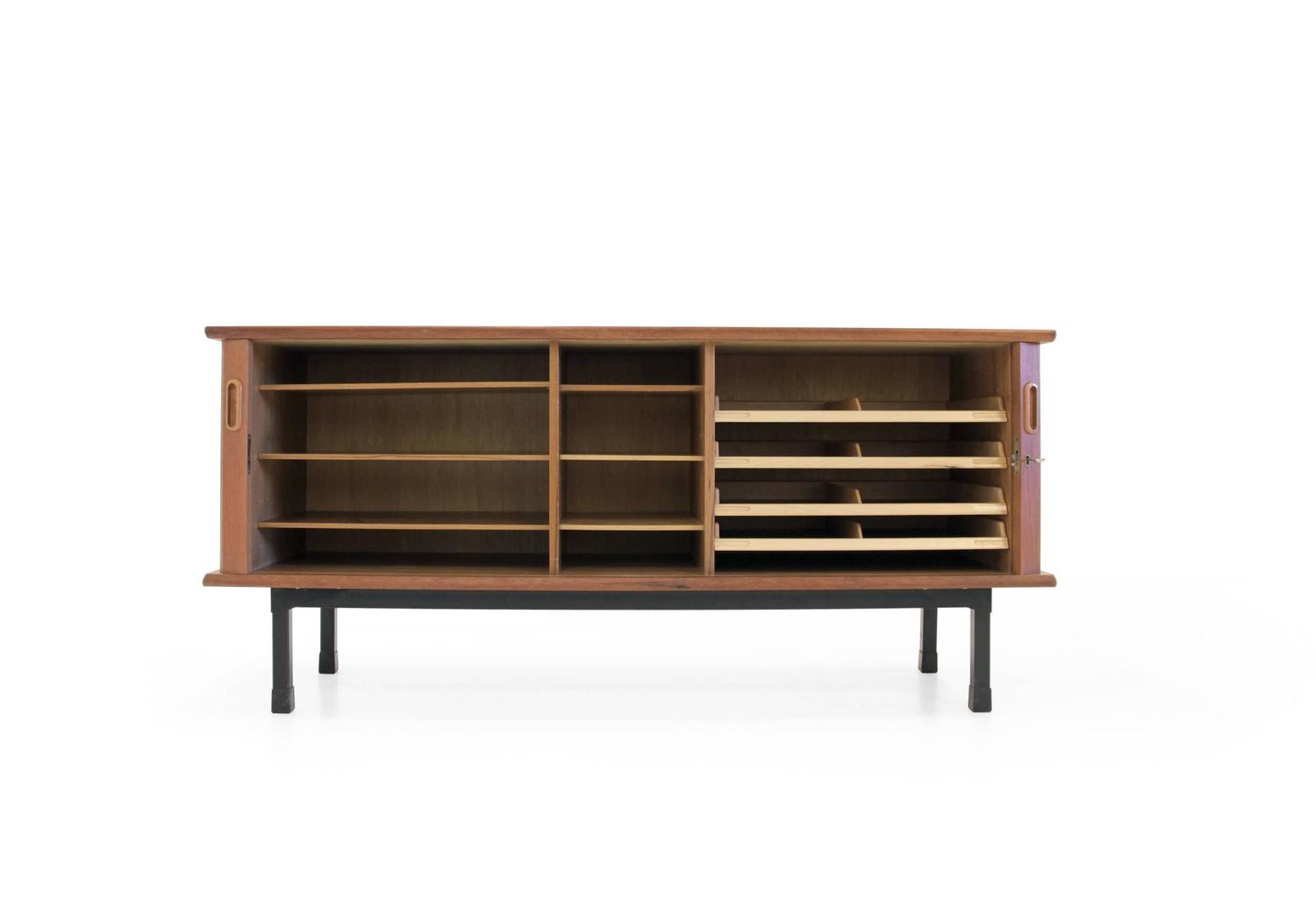 Scandinavian minimalist sideboard at 1stdibs for Sideboard scandi