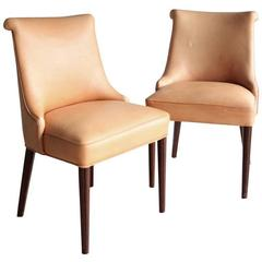 Frits Henningsen, Pair of Side Chairs