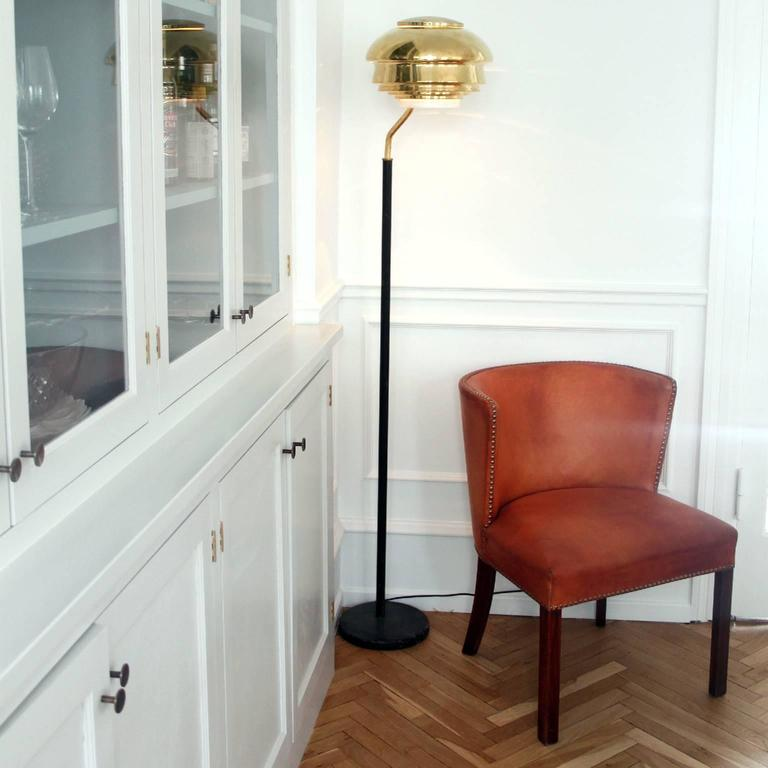 Frits Henningsen, Pair of Easy Chairs In Excellent Condition For Sale In Copenhagen, DK