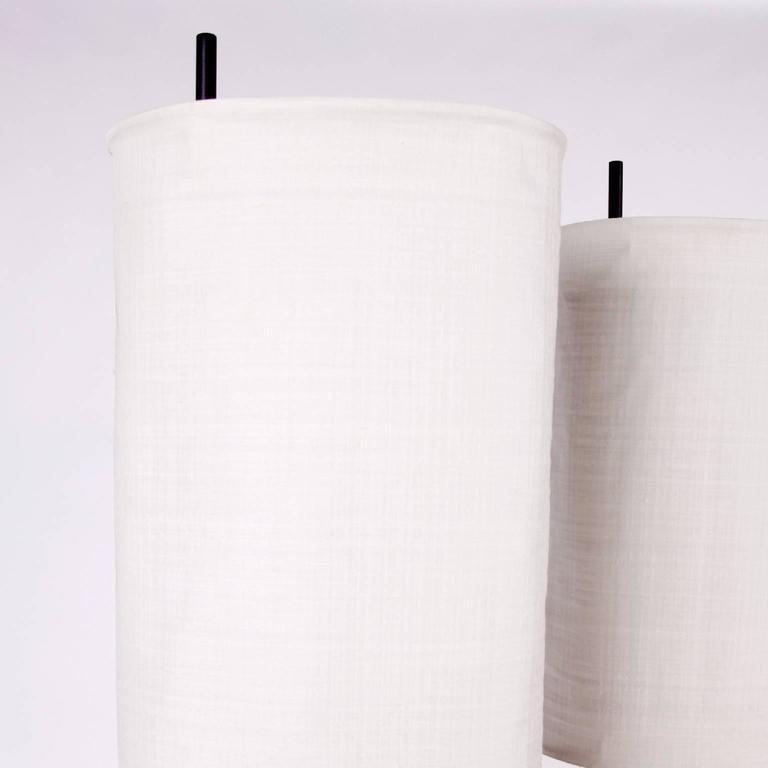 Scandinavian Modern Pair of 'Royal' Floor Lamps by Arne Jacobsen For Sale