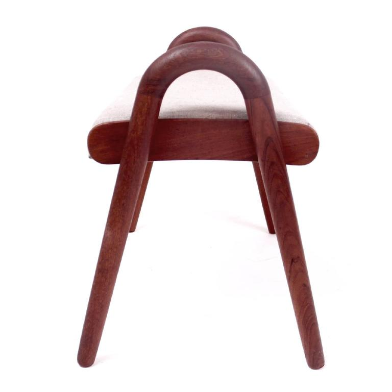 Vilhelm Lauritzen Stool At 1stdibs