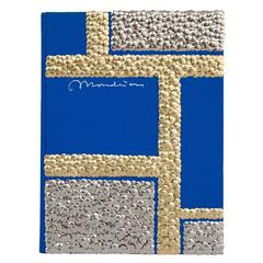 """""""Silver and Brass Adorned Mondrian"""" Book by Brian Stanziale"""