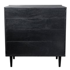 Edward Wormley Dunbar Ebonized Chest of Drawers Dresser