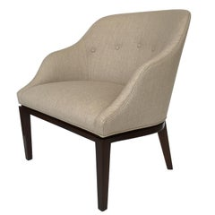 Edward Wormley Lounge Chair for Dunbar