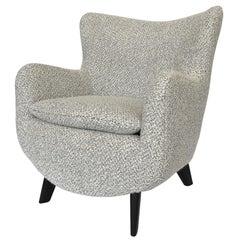 Rare George Nelson Model 4688 Club Lounge Chair