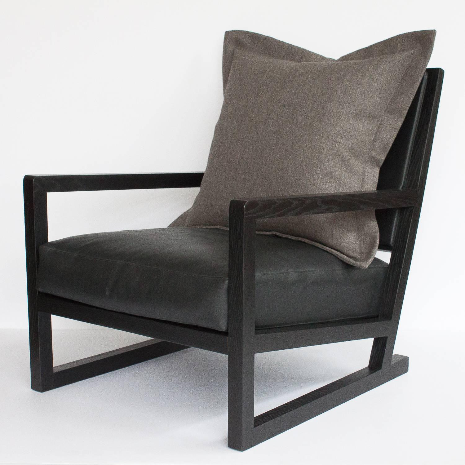 antonio citterio clio lounge chair for b b italia. Black Bedroom Furniture Sets. Home Design Ideas
