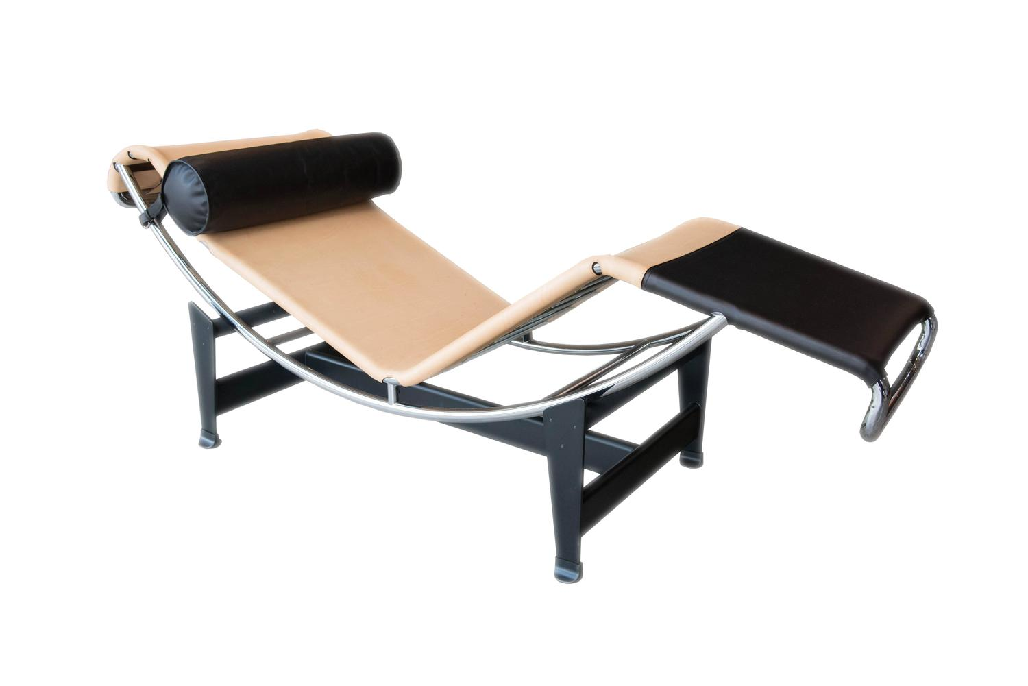 Cassina lc4 louis vuitton special edition chaise longue for Chaise longue lc4 occasion