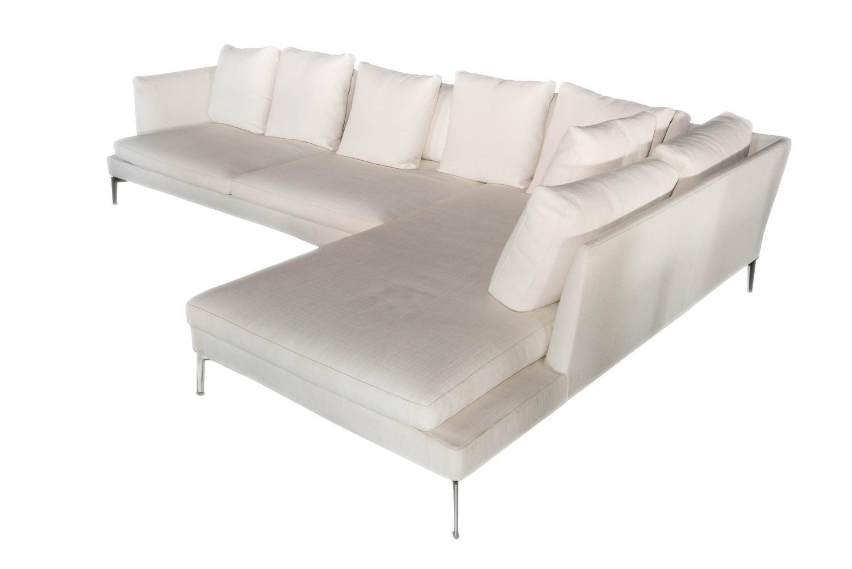 flexform feel good sectional sofa at 1stdibs. Black Bedroom Furniture Sets. Home Design Ideas