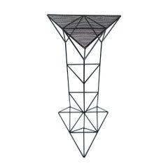Mid-Century Modern Pedestals and Columns