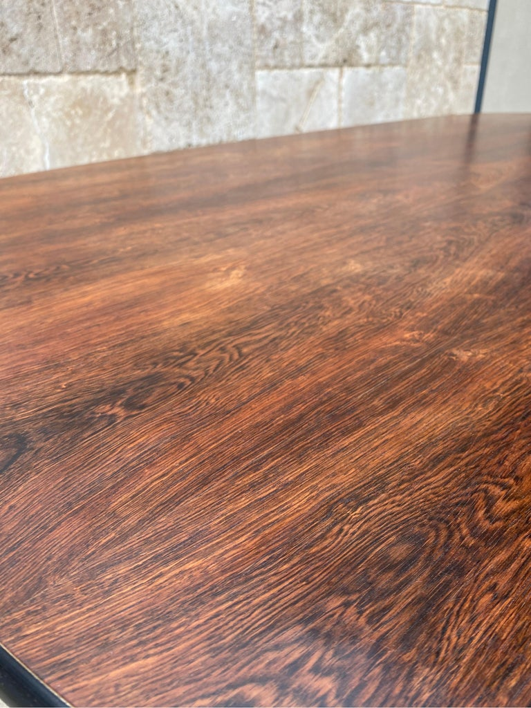 20th Century Herman Miller Eames Conference or Dining Table in Brazilian Rosewood For Sale