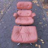 Herman Miller Eames Rosewood Lounge Chair And Ottoman At