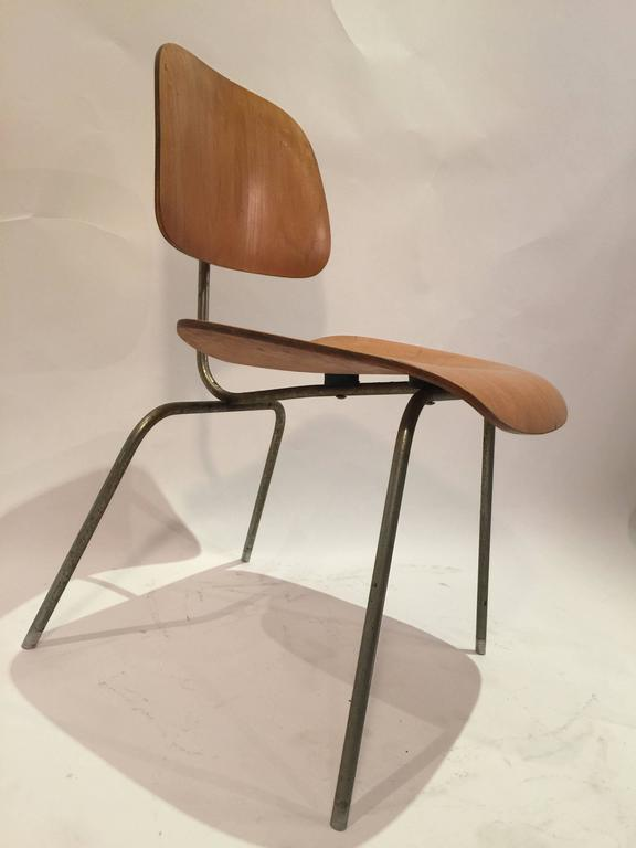 1950s herman miller eames dcm dining chair for sale at 1stdibs