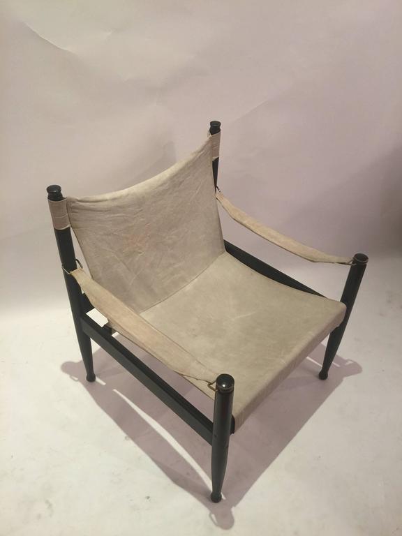 Erik Worts for Niels Eilersen Safari Chair 2