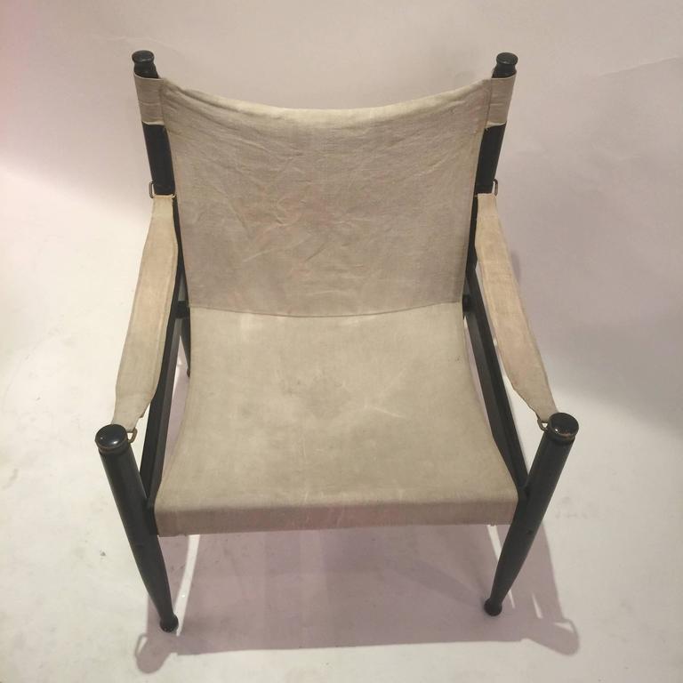 Erik Worts for Niels Eilersen Safari Chair 3
