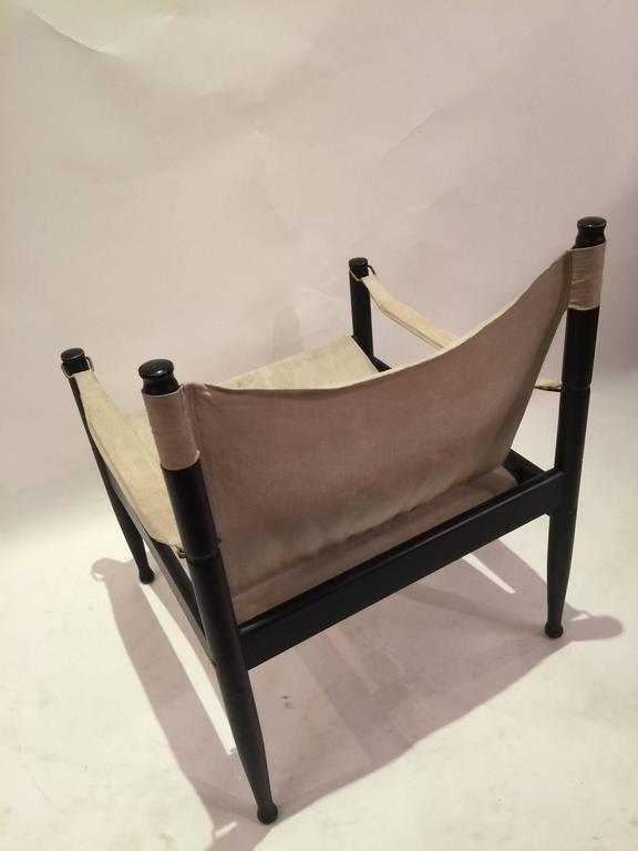 Erik Worts for Niels Eilersen Safari Chair 5