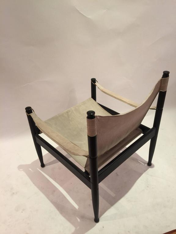 Erik Worts for Niels Eilersen Safari Chair 7