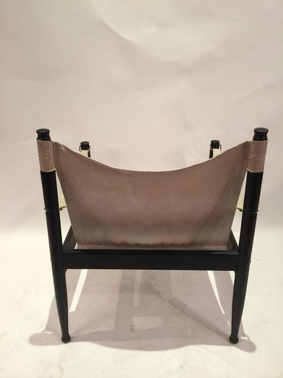 Erik Worts for Niels Eilersen Safari Chair 8