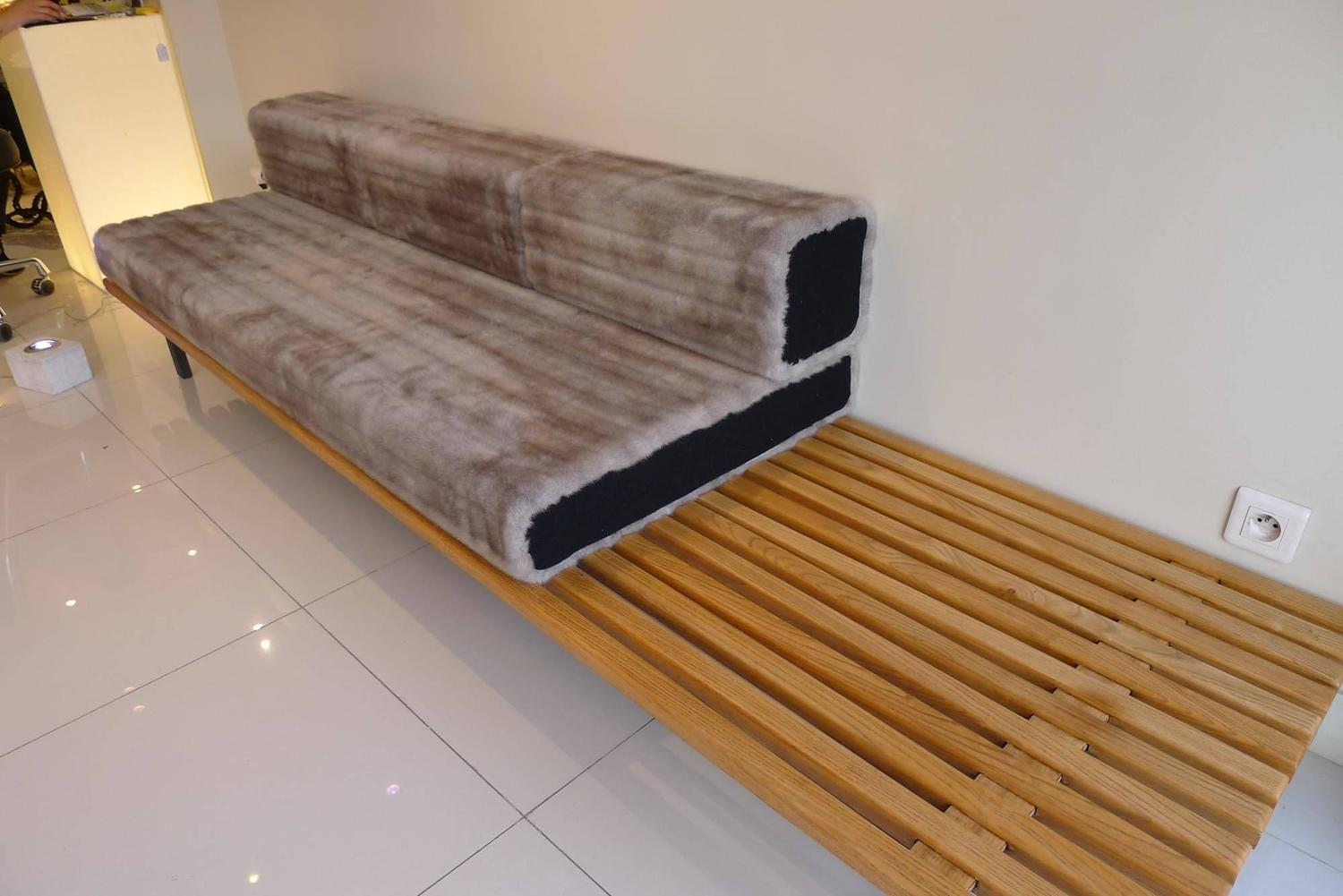 Bench By Charlotte Perriand For Sale At 1stdibs