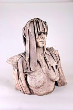 Modern Sculpture by B. Vandenberghe, Belgium 20th Century