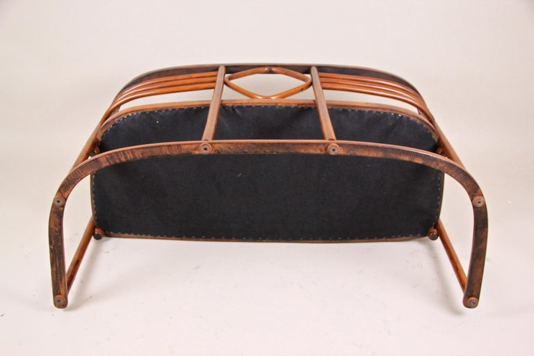 Bentwood Seating Set Attributed to Thonet/ Josef Hoffmann, Austria, circa 1910 For Sale 2