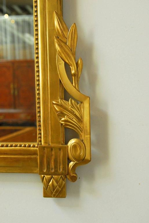 20th Century French Regency Louis XVI Style Mirror For Sale