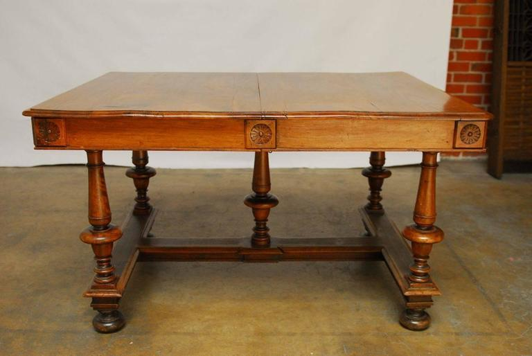 17th century louis xiii period oak refectory dining table for sale at 1stdibs. Black Bedroom Furniture Sets. Home Design Ideas