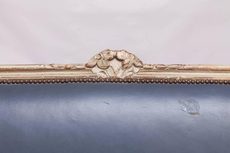French Louis XV Painted Canapé for William Gaylord For Sale 3
