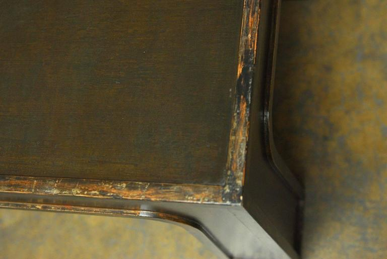 20th Century Chinese Modern Lacquered Coffee Table For Sale