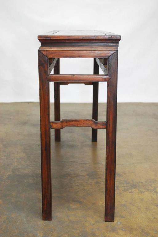 Qing Dynasty Chinese Altar Table For Sale At 1stdibs
