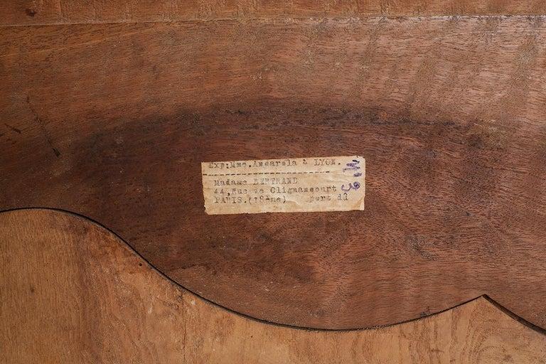 18th Century Louis XV Walnut Vaisselier Buffet Sideboard For Sale 8
