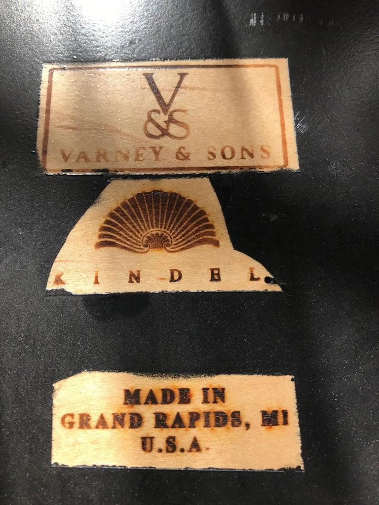 Carleton Varney for Kindel Lacquered Trellis Tables For Sale 10