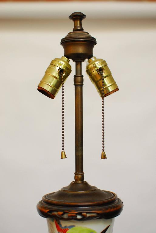 Chinese Porcelain Urn Table Lamp For Sale At 1stdibs