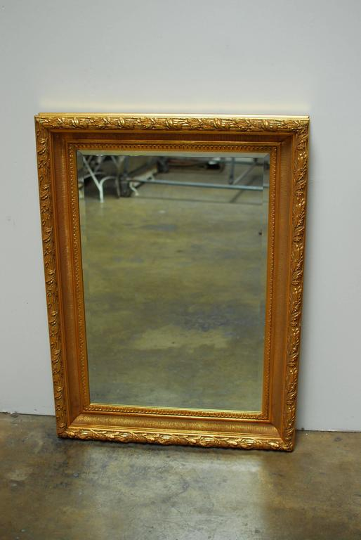 Labarge Gilt Mirror At 1stdibs