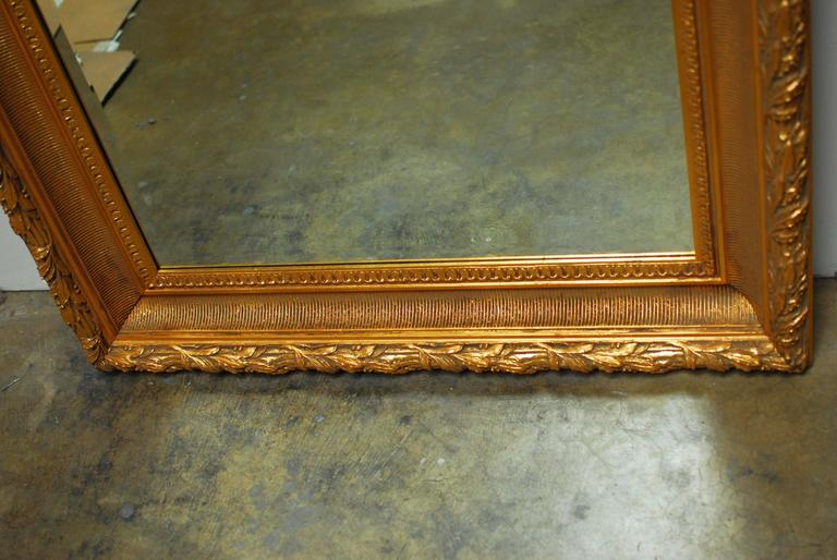 LaBarge Gilt Mirror In Excellent Condition For Sale In Oakland, CA