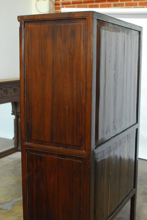 Chinese Kitchen Cabinet Armoire For Sale At 1stdibs