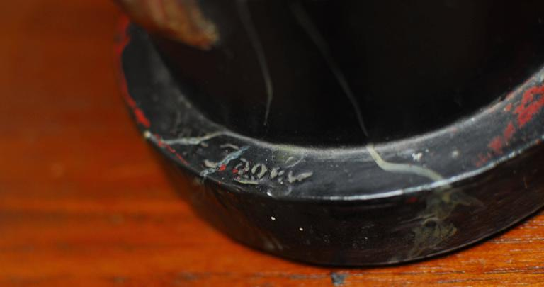 Polychrome Venetian Blackamoor Candleholder 6
