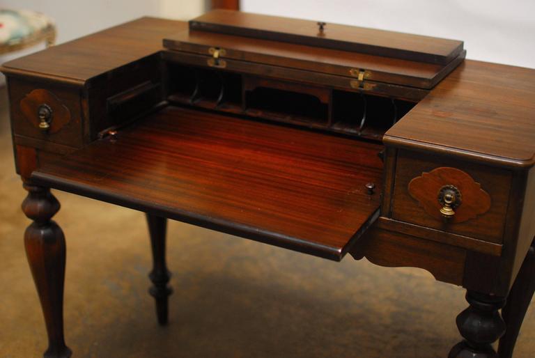 American Mahogany Spinet Desk 1